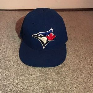 Toronto Blue Jays Fitted Hat (7 1/2) - MLB
